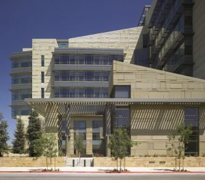 Fresno Federal Courthouse Moore Rubel Yudell Architect